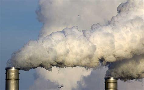 Contaminación Atmosférica   Información y Características