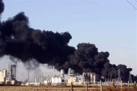 Contaminación atmosférica: la contaminación de la atmósfera