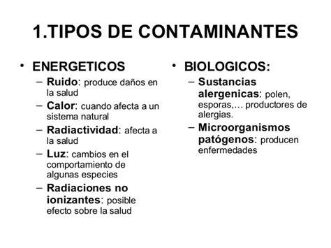 Contaminacion de la atmosfera