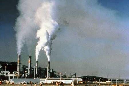Contaminación del AIRE: Concepto, causas y efectos sobre ...