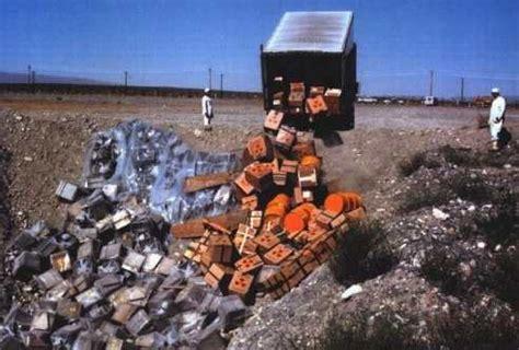 Contaminación del SUELO: Conoce su concepto, causas y ...