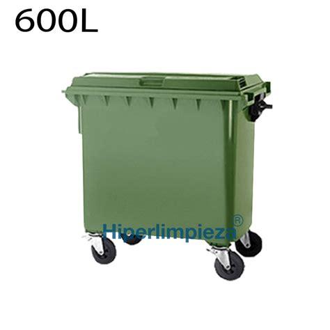Contenedor de basura 600 Lts