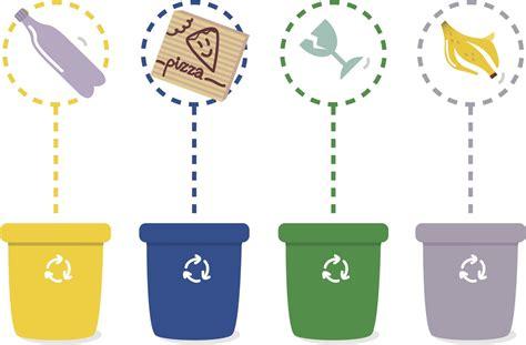 Contenedores de reciclaje para niños reciclaje niños 4 ...