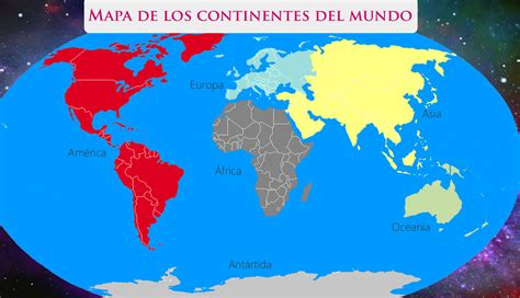 Continentes Del Mundo   www.pixshark.com   Images ...