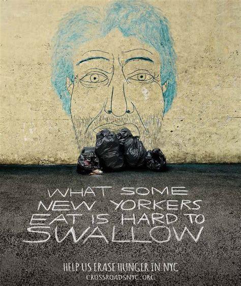 Contra el hambre en Nueva York, Campañas en ...