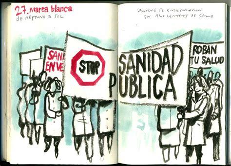 contra la privatización de la sanidad