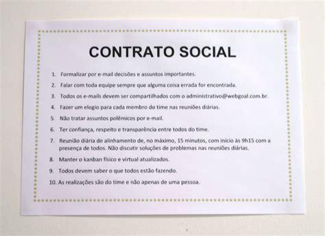 Contrato social, saiba quando e porque fazer - Revista das ...
