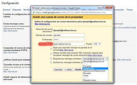 Controla las cuentas de correo de tu dominio desde Gmail