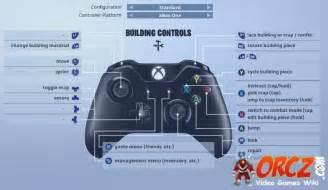 Controles de Fortnite Battle Royale para PC,Xbox One Y PS4