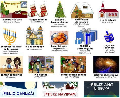 Conversación: Holidays   Spanish 1