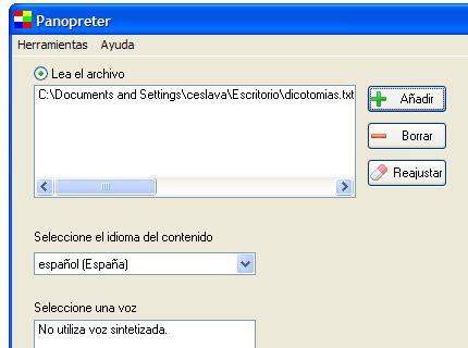 Conversores de texto a voz en español | ceslava