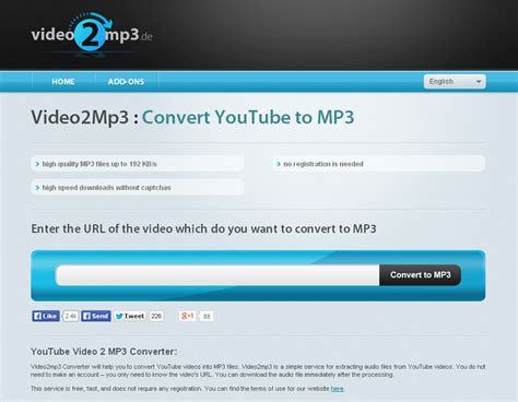Convert YouTube Videos to MP3 Online • GetHow