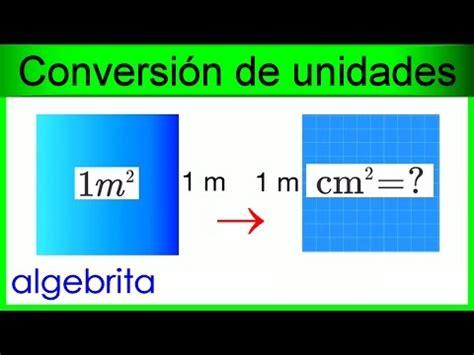 Convertir metros cuadrados a centímetros cuadrados, m2 a ...