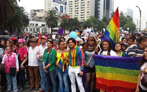Convoca comunidad LGBT a marchar por la igualdad y ...