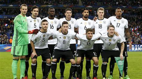 Convocatoria de Alemania: La campeona del mundo exhibe su ...