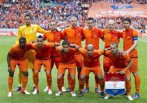 Convocatoria de Holanda para amistoso ante Colombia ...
