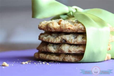 Cookies de avena y nueces light receta