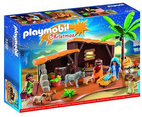 Cool Christmas Playmobil Sets and Toys