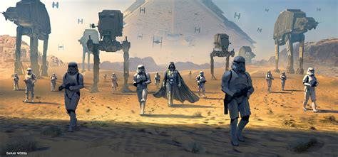 Cool Star Wars Fan Art! - DHTG