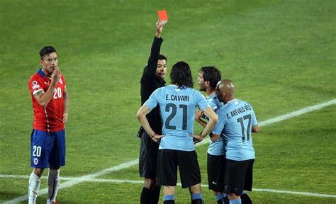 Copa América 2015: El árbitro del Argentina-Paraguay trae ...