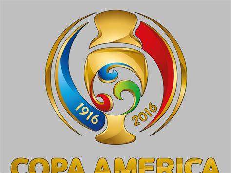 Copa america 2016 logo official   No1 Football Info ...