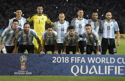 Copa America Centenario: Argentina's final list of 23 ...