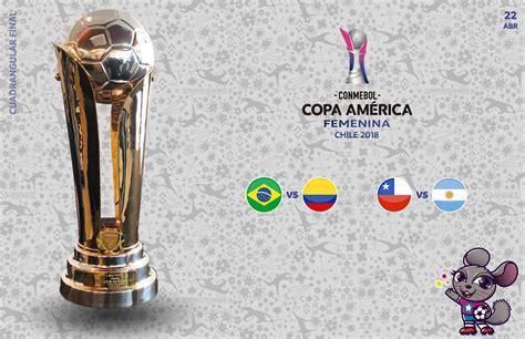 Copa América Feminina 2018 entra na reta final | CONMEBOL