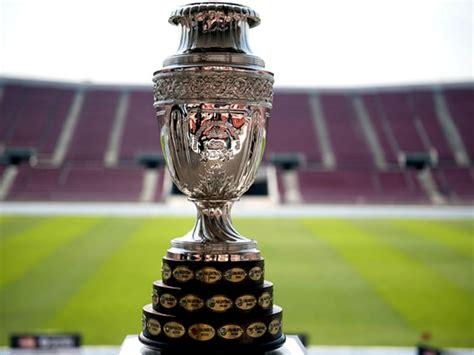 Copa América llega a Chile para ser exhibida
