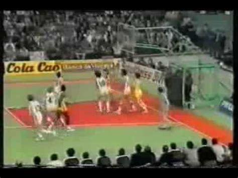 Copa De Europa Baloncesto 1980 Final Real Madrid-Maccabi ...