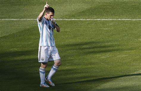Copa del Mundo 2014: Argentina gana a Irán con un gol de ...