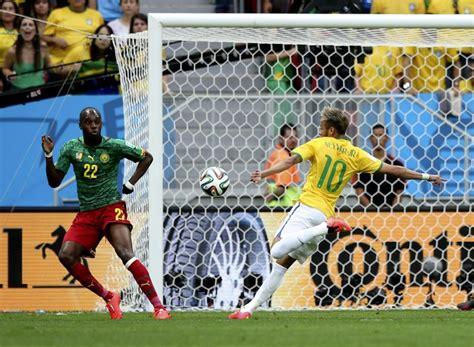 Copa del Mundo 2014: Brasil, primera de grupo   Foto 2 de ...