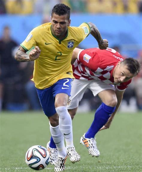 Copa del Mundo 2014: El debut de la  Penta    Dani Alves ...