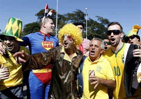 Copa del Mundo 2014: El debut de la  Penta    Los ...