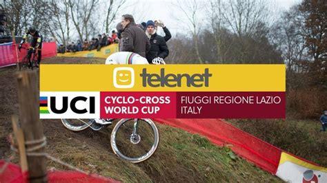 Copa del Mundo de ciclocross en directo desde Italia ...