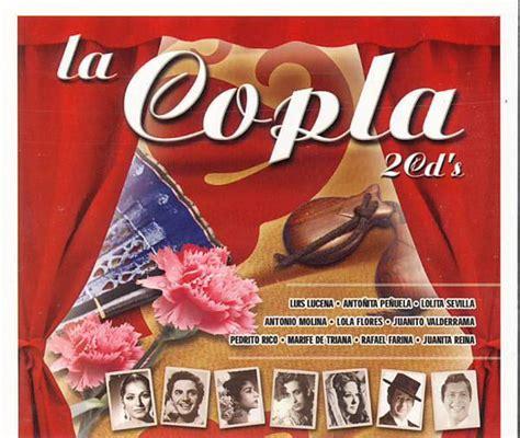 Copla y Canción Española