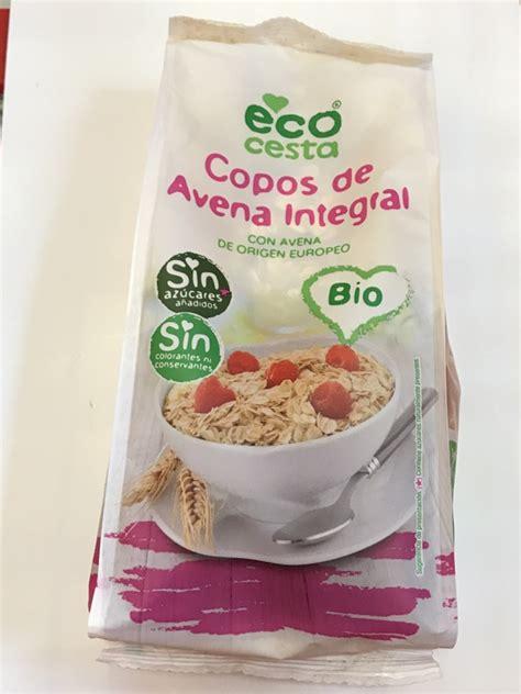 Copos de avena Ecocesta - Donde Yo Compro...