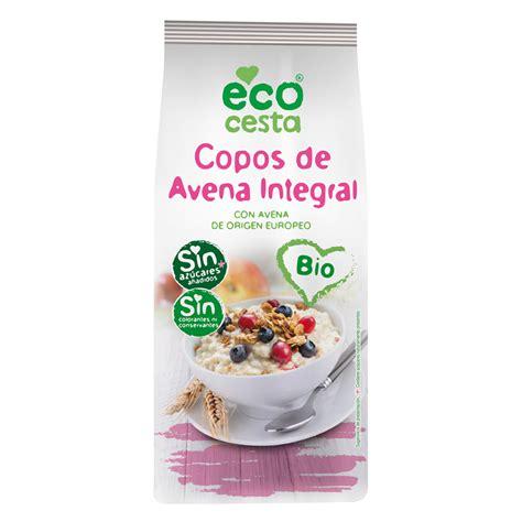 Copos de avena integrales bio Ecocesta   Carrefour ...