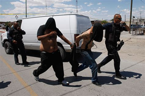 Cops arrest two for killing policewoman in Mexico | Photos ...