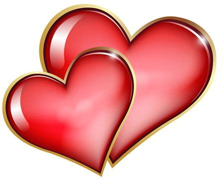 Copy and paste double hearts clipart   BBCpersian7 collections