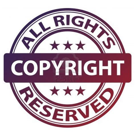 Copyright Warning