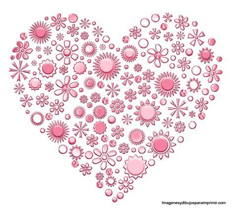 corazones y plumas rosas para imprimir | Imagenes y ...