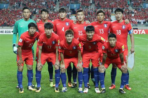 Corea del Sur se clasifica para el Mundial 2018, Siria ...