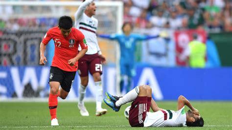 Corea vs México   Mundial 2018: Corea del Sur abusa de las ...