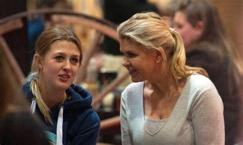 Corinna, la mujer de Schumacher, sigue luchando dos años ...