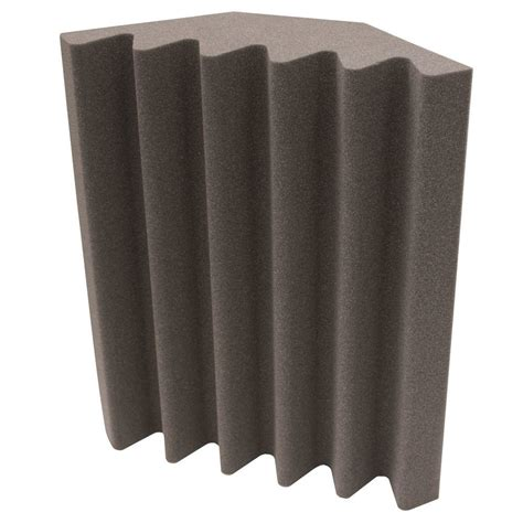 Corner Trap 30 Acoustic Foam Bass Trap   Bass Traps ...
