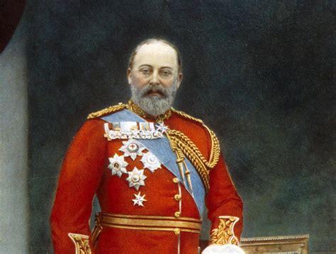 Coronación de Eduardo VII de Inglaterra: el rey se divierte