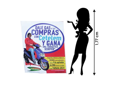 Corpóreo BANCO CETELEM – ABC Display