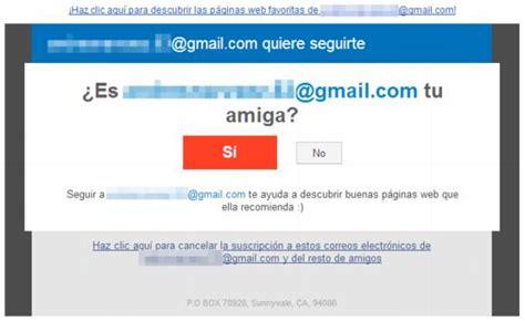 Correos basura que atacan las cuentas de Gmail | Recursos ...