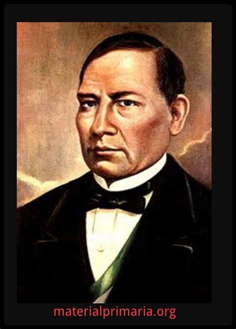 Corrido A Don Benito Juárez | Material Primaria