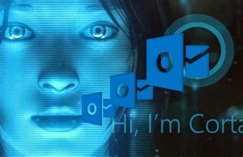 Cortana leerá en alto los mensajes recibidos en Outlook ...